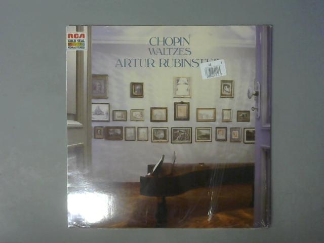 Chopin Waltzes  LP (GL 89835 ) by Artur Rubinstein