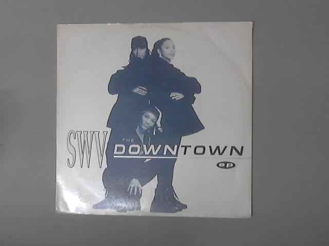 The Downtown EP LP (74321 18901-1 ) by Swv