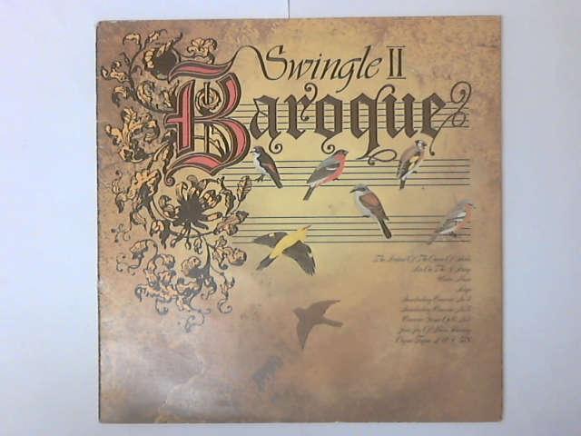 Baroque LP by Swingle II