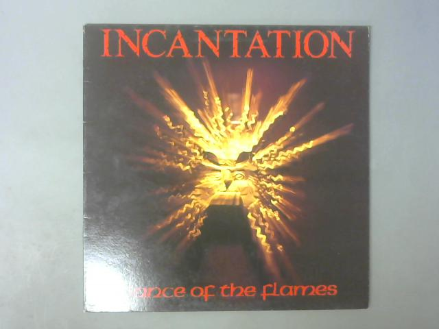 Dance Of The Flames LP Gat (BEGA 49) by Incantation
