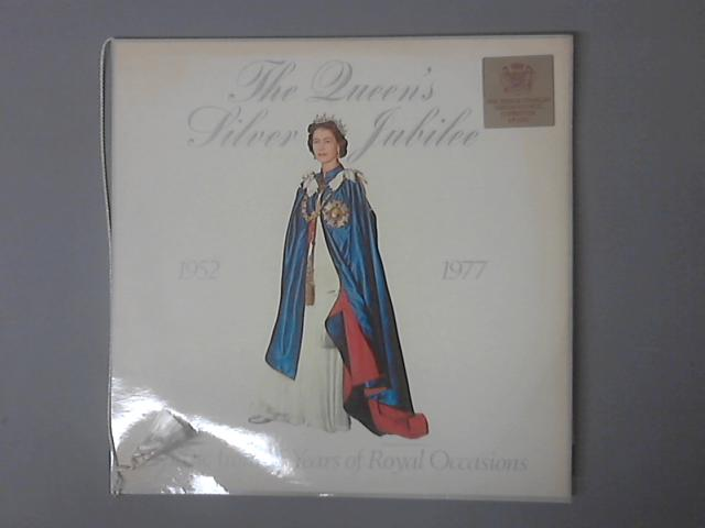 Music From 25 Years Of Royal Occasions (A Recorded Souvenir) (1952-1977) 2LP Gat (AJP-1003/4 ) by  The Queen's Silver Jubilee